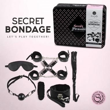 Secret bondage kit 8 piezas