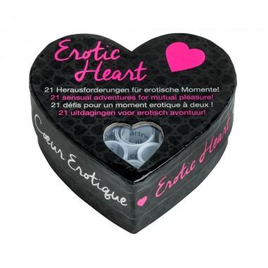Corazón mini erótico