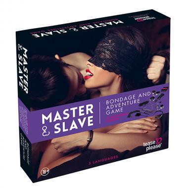 Juego bondage master y slave